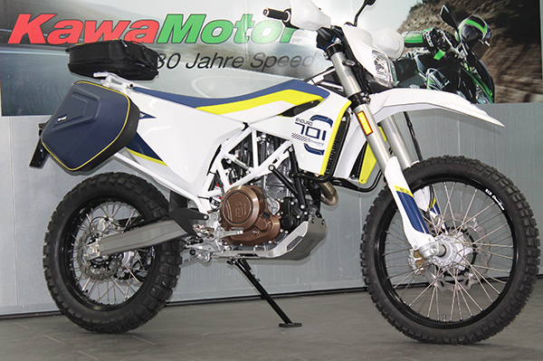 KawaMotor 701 Enduro Adventurer